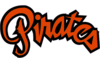 Pirates Orange Big Image